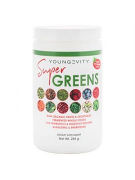 Youngevity Super Greens 255G Canister